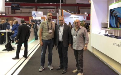 Ferias internacionales del mercado Broadcast