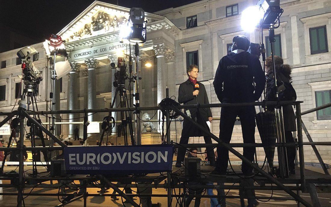 Operativos para Eurovision