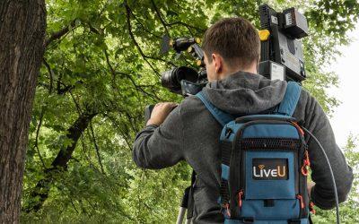 Transmisión en directo con tecnología 4G