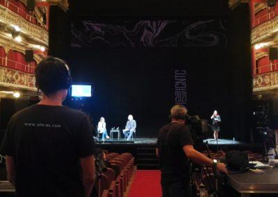 Realización y streaming para el INAEM