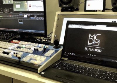 Streaming del MCDM 2020