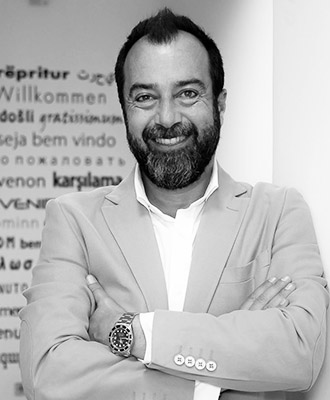 Javier Machín ATM Broadcast