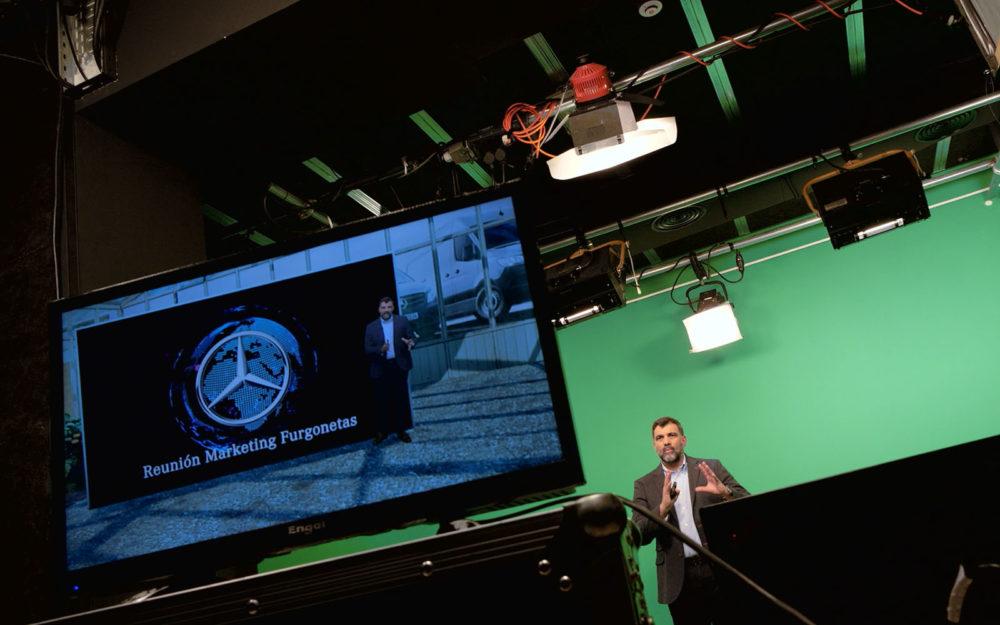 realidad aumentada en el broadcast